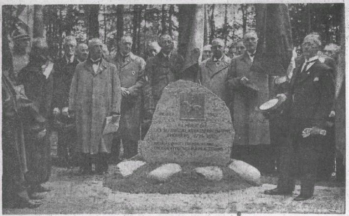 Mindesten for det Slesvigske Kyrasserregimet ()